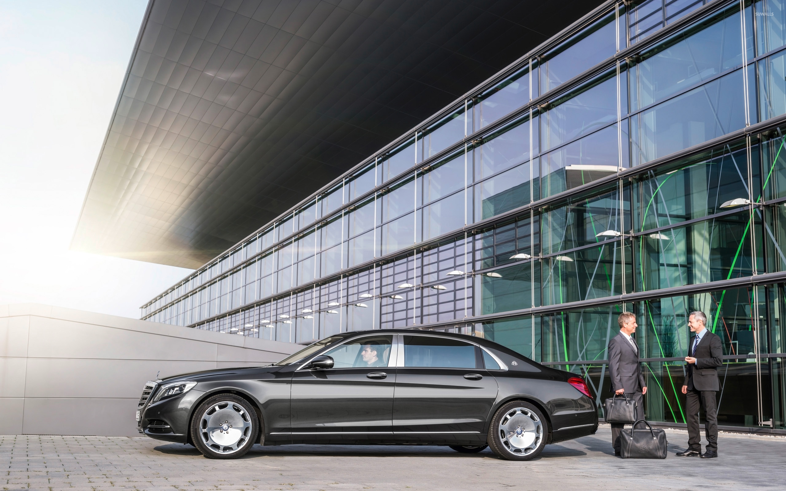 2015 Mercedes Maybach S600 [18] wallpaper   Car wallpapers 2560x1600