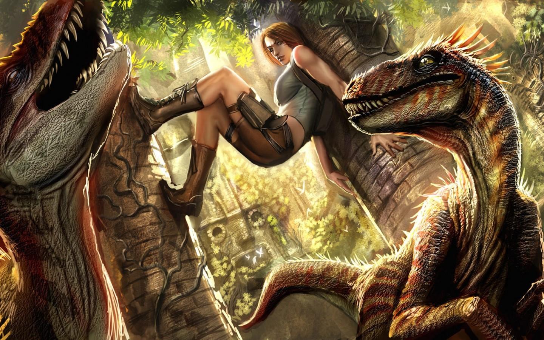 48 Tomb Raider Desktop Wallpaper On Wallpapersafari