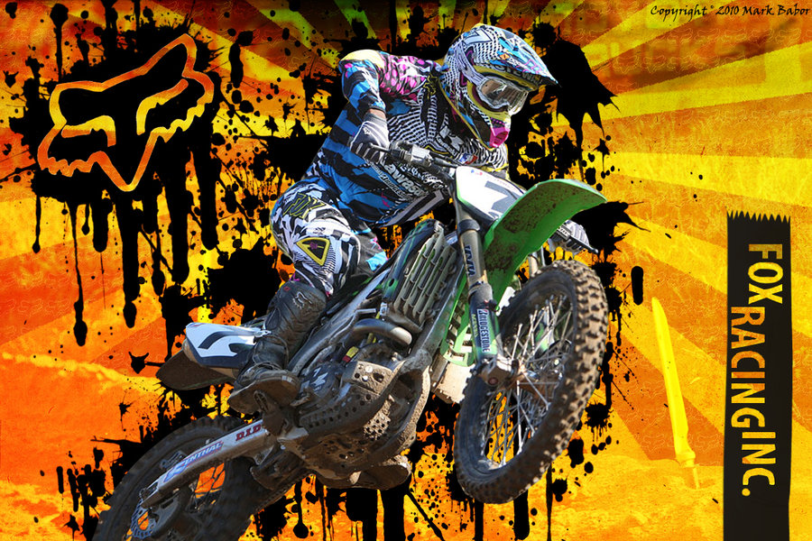Showing Gallery For Fox Motocross Wallpaper 900x600