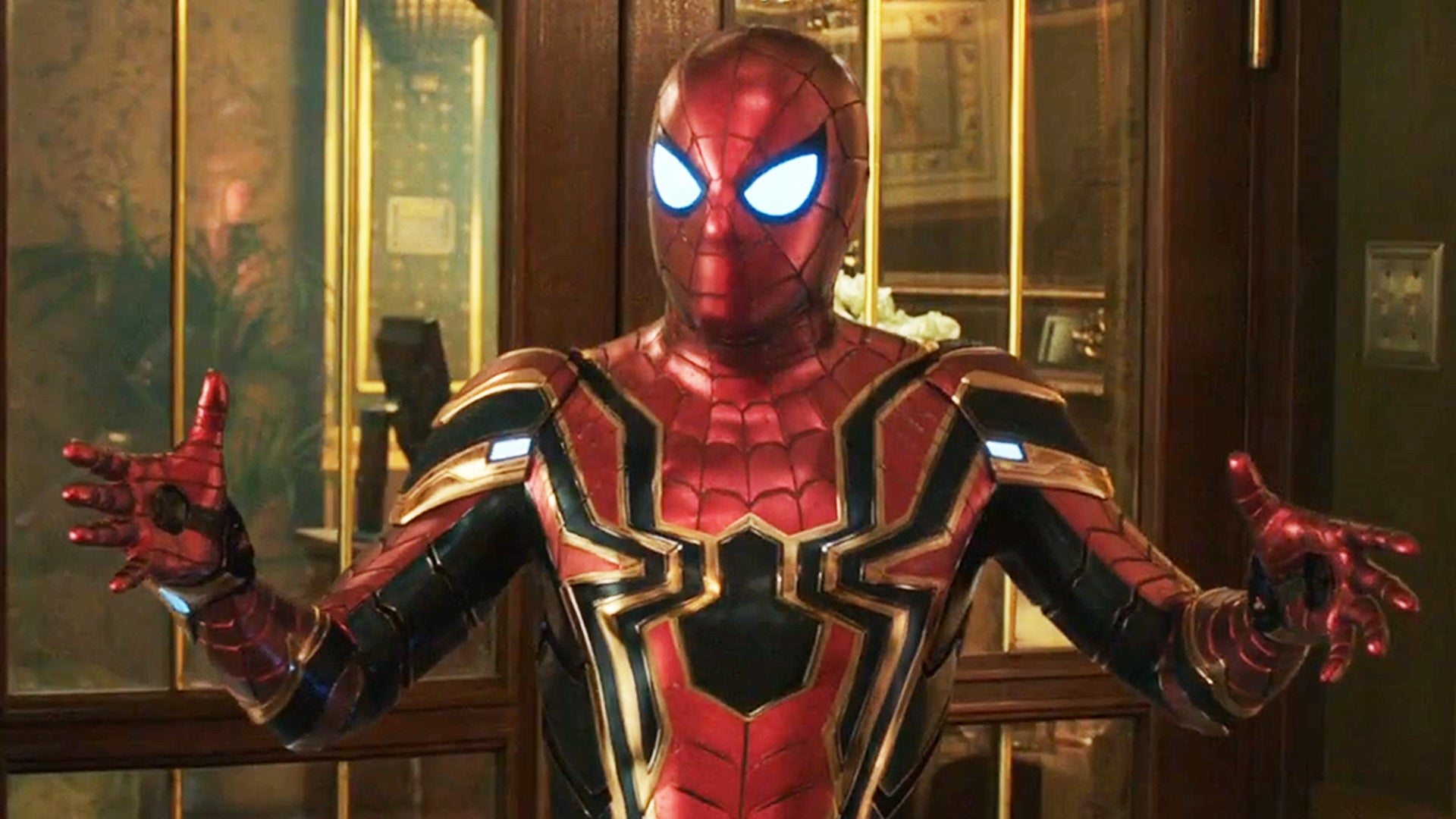 Spider Man Far From Home Official Trailer 2 Video Spider Man 1920x1080