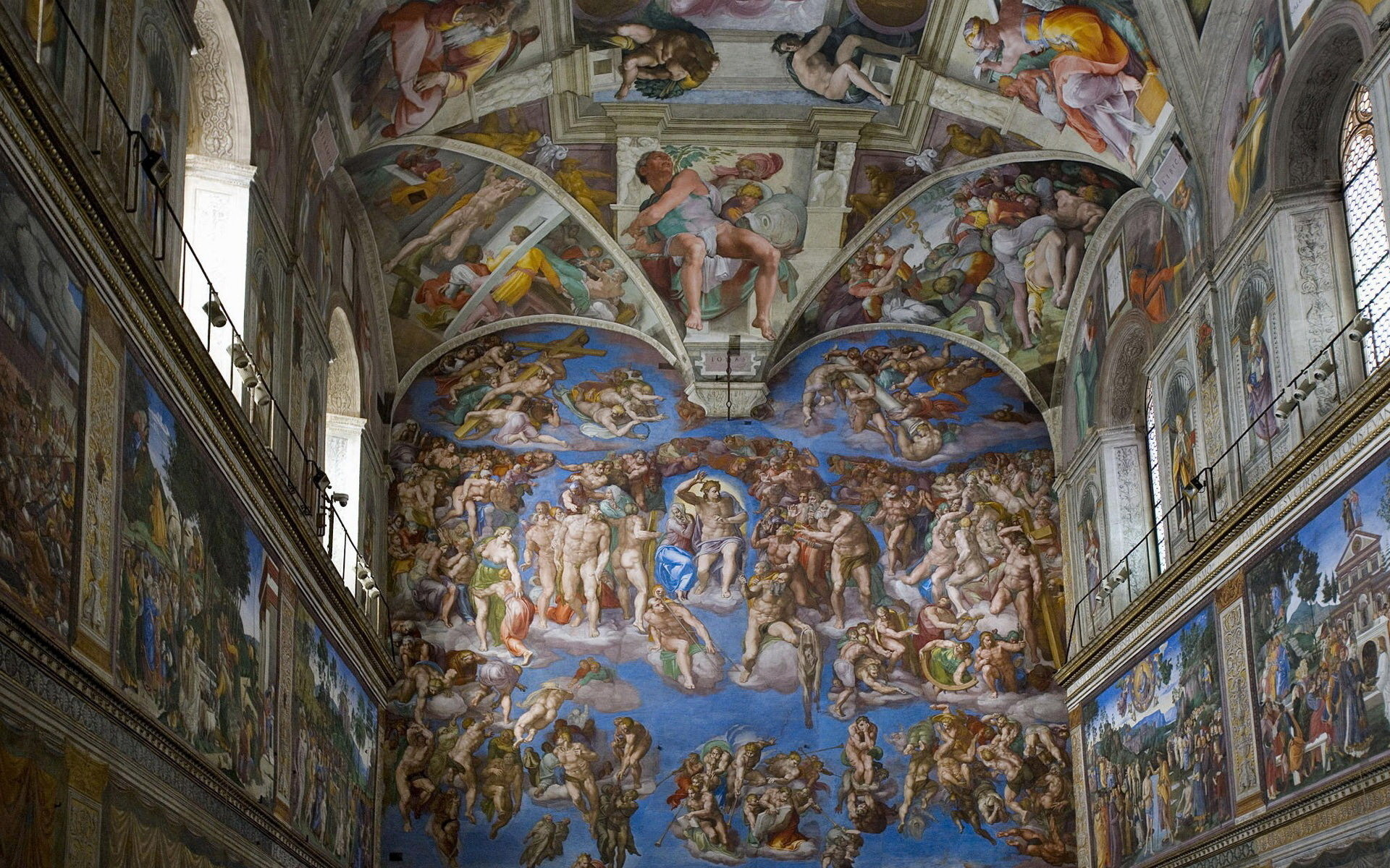 Sistine Chapel wallpapers HD for desktop backgrounds 1920x1200