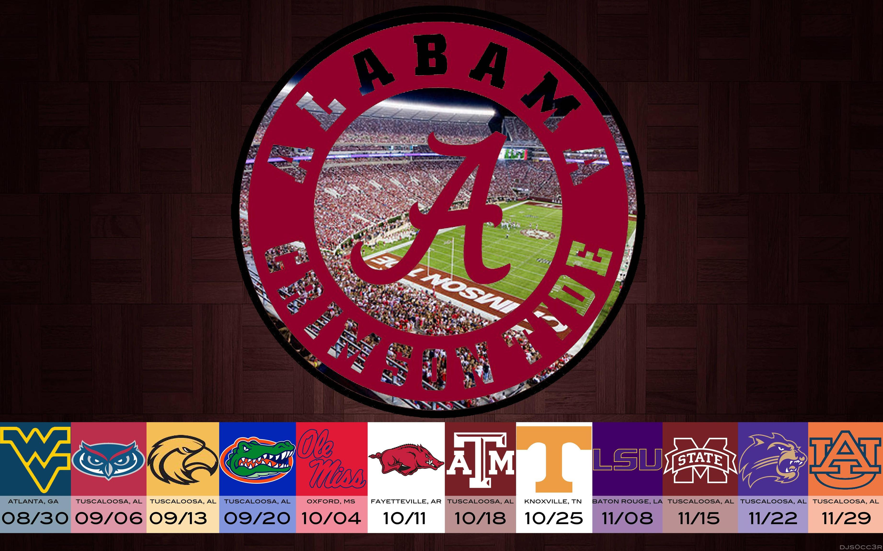 FREE 2014 Schedule Wallpapers 3686x2304