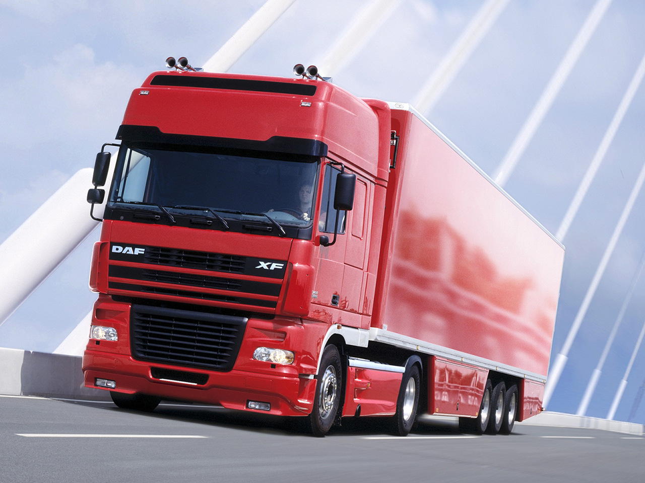 DAF Truck Wallpapers 1280x960