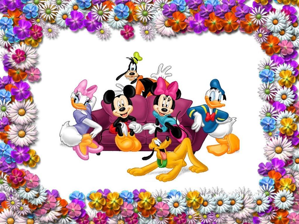 Disney Characters Wallpaper 219 Hd Wallpapers in Cartoons   Imagesci 1024x768
