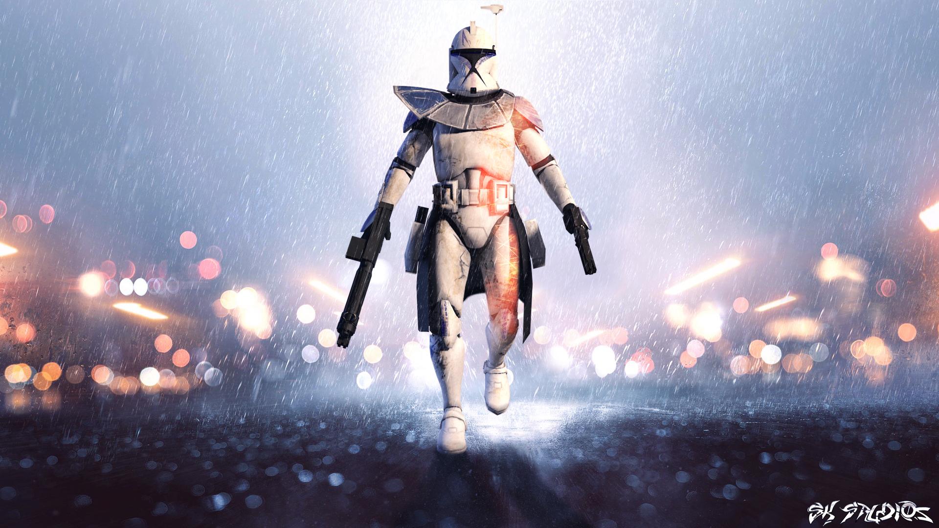Clone Trooper IPhone Wallpaper