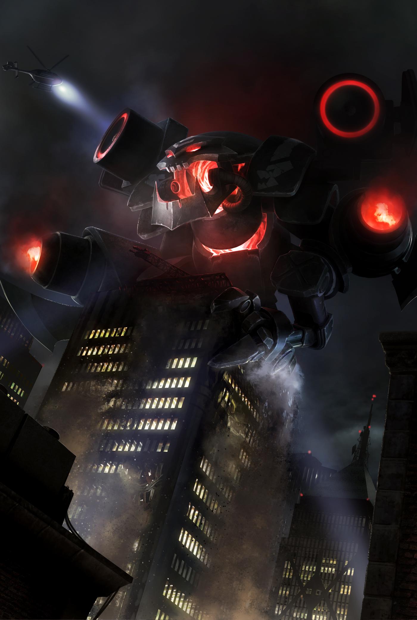 Battlecast Prime ChoGath Sighted   LeagueCraft 1400x2082