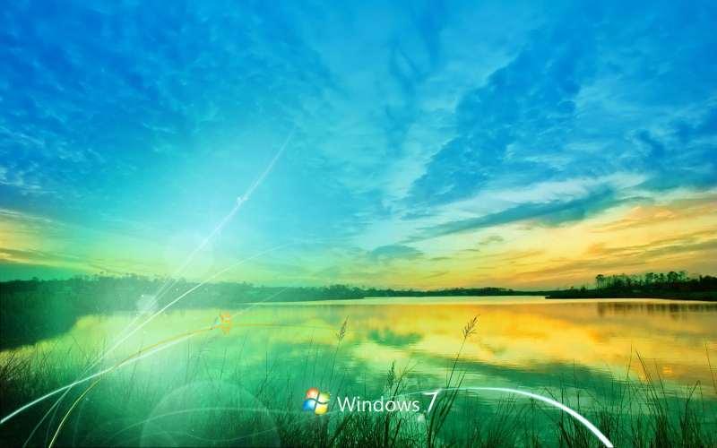 FREE HD NATURE WALLPAPERS: Windows 7 HD Nature Wallpaper