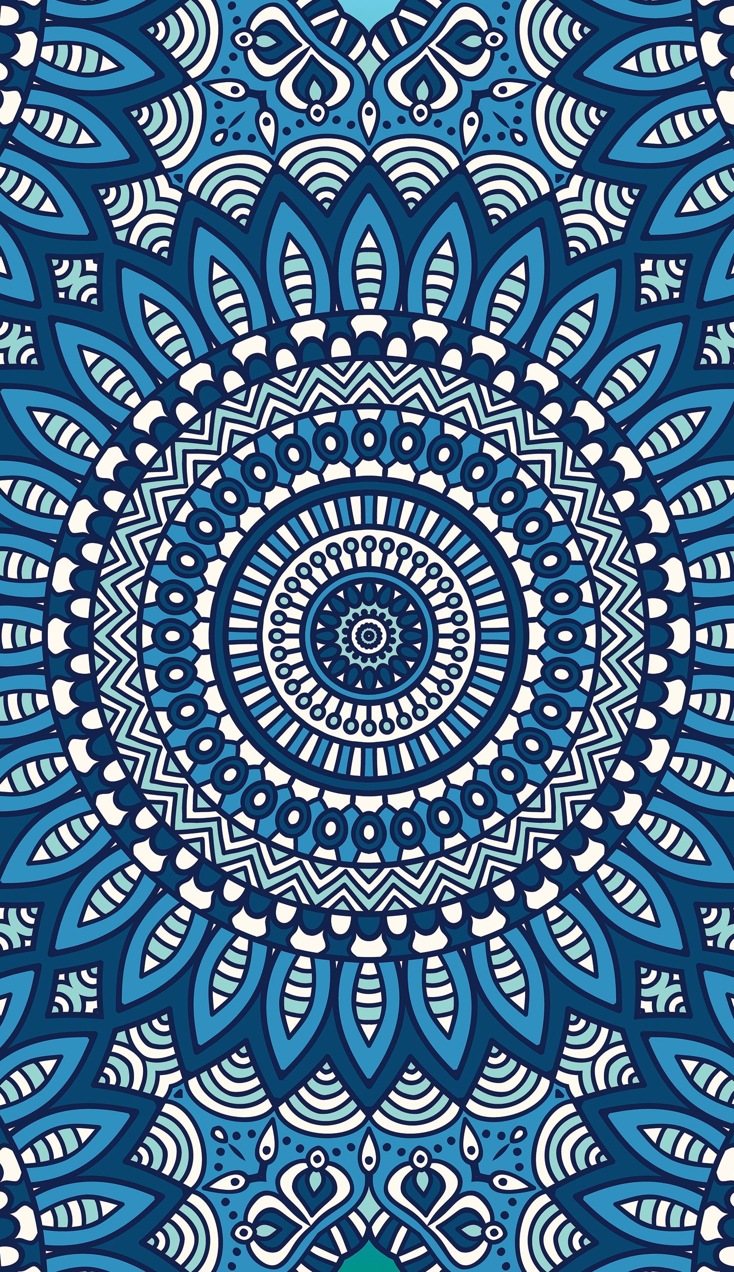 Lovely Boho Mandala Vol 2 Phone Case Mandala wallpaper Mandala 1500x2600