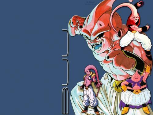 Dragonball Z Cell Phone Wallpaper 500x375