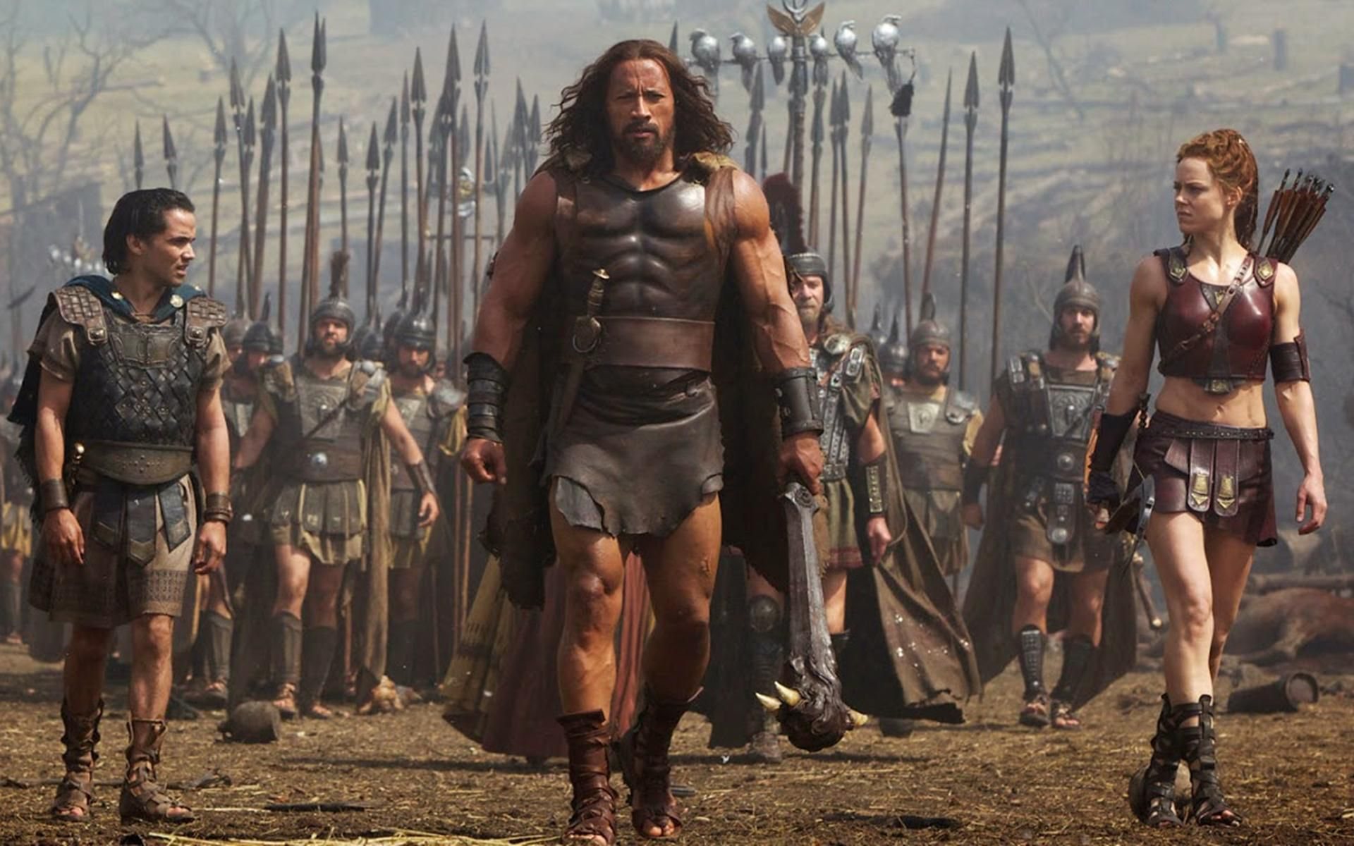 Image result for dwayne johnson hercules