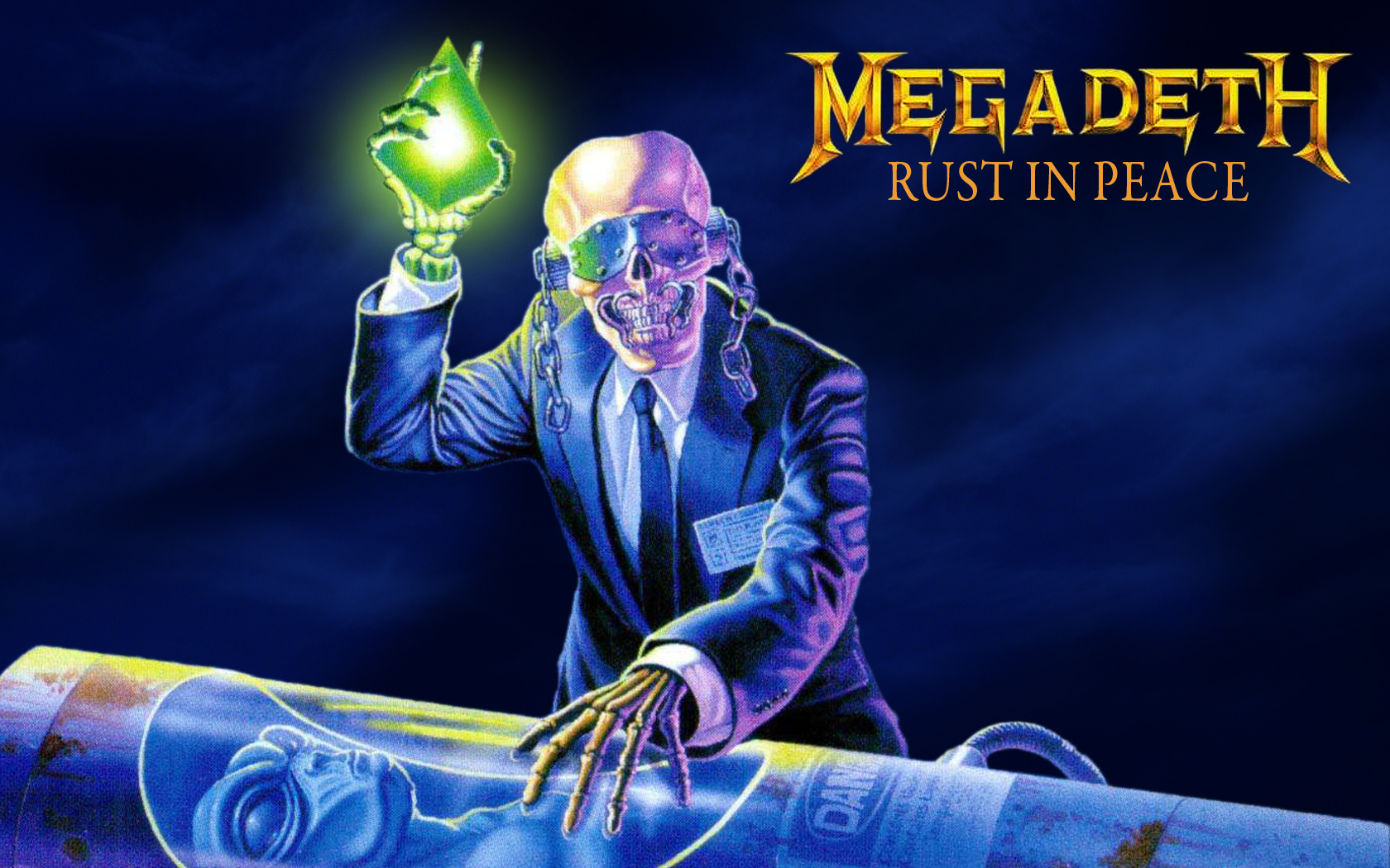 Free Download Megadeth Images Rust In Peace Wallpaper Hd Wallpaper And 1680x1050 For Your Desktop Mobile Tablet Explore 73 Megadeth Wallpaper Megadeth Wallpaper Hd 1080p Megadeth Dystopia Wallpaper Vic Rattlehead Wallpaper