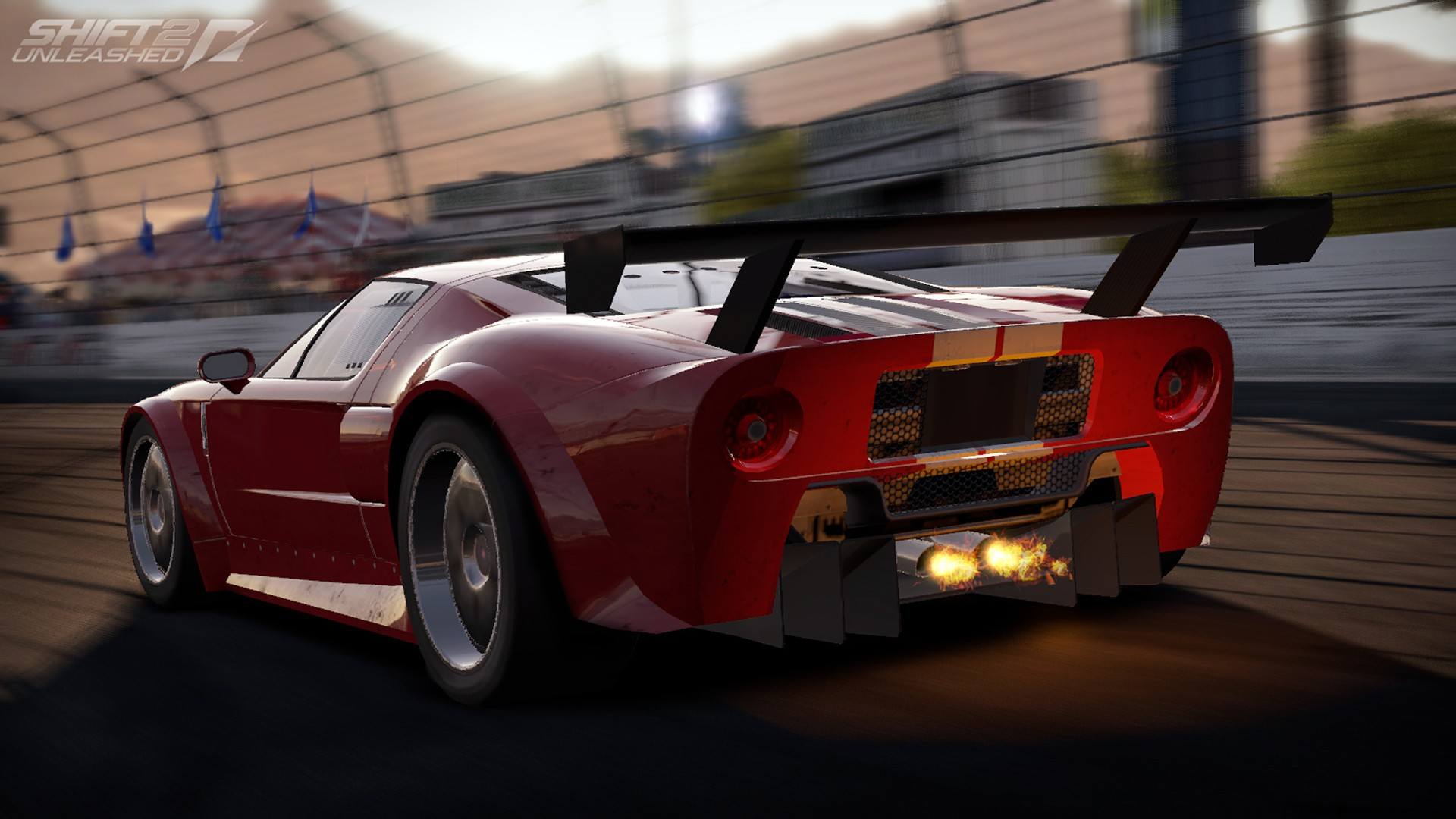 Ford GT Wallpaper 1920x1080 Ford GT Need For Speed Shift 2 1920x1080