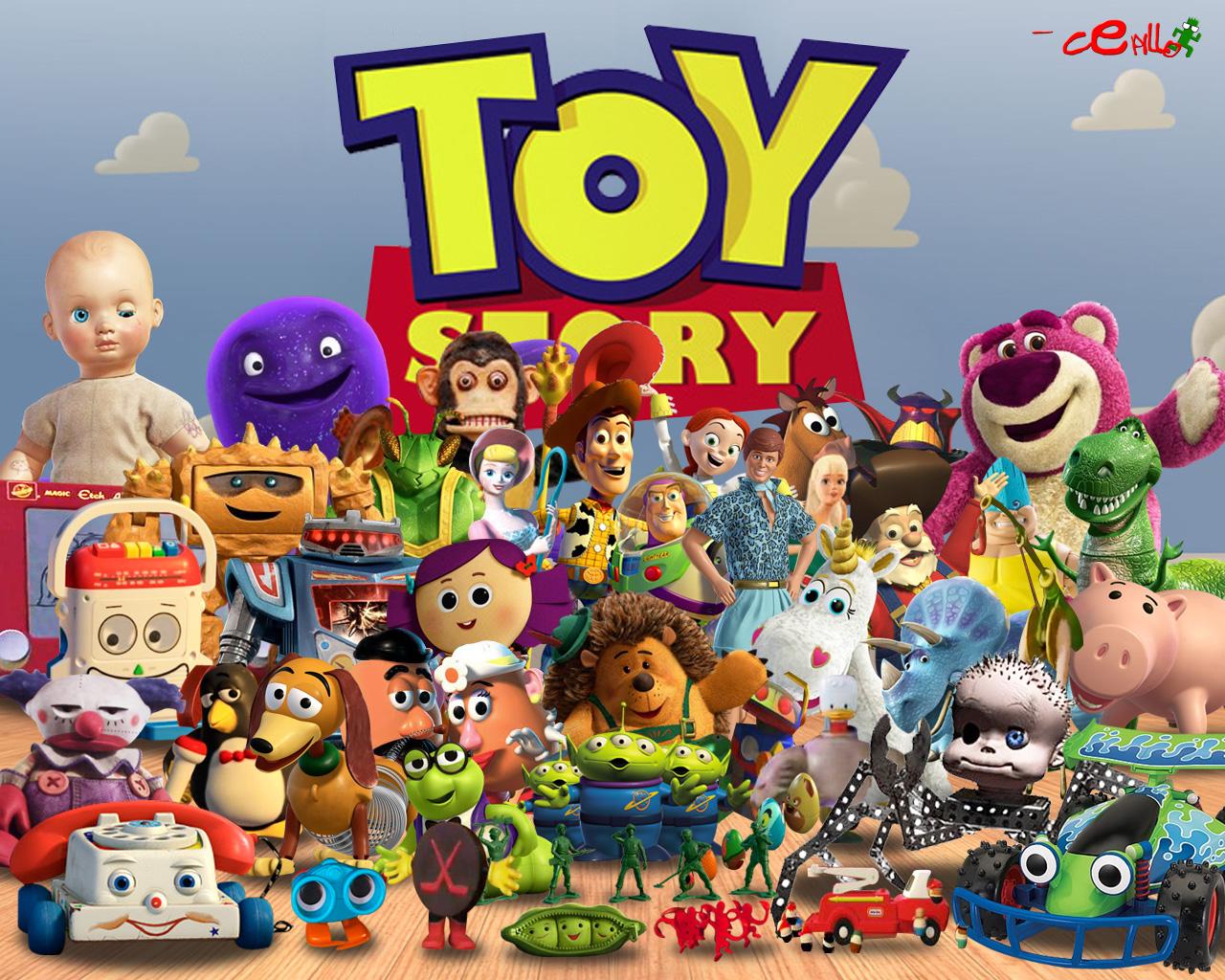 49 Toy Story 3 Wallpaper On Wallpapersafari