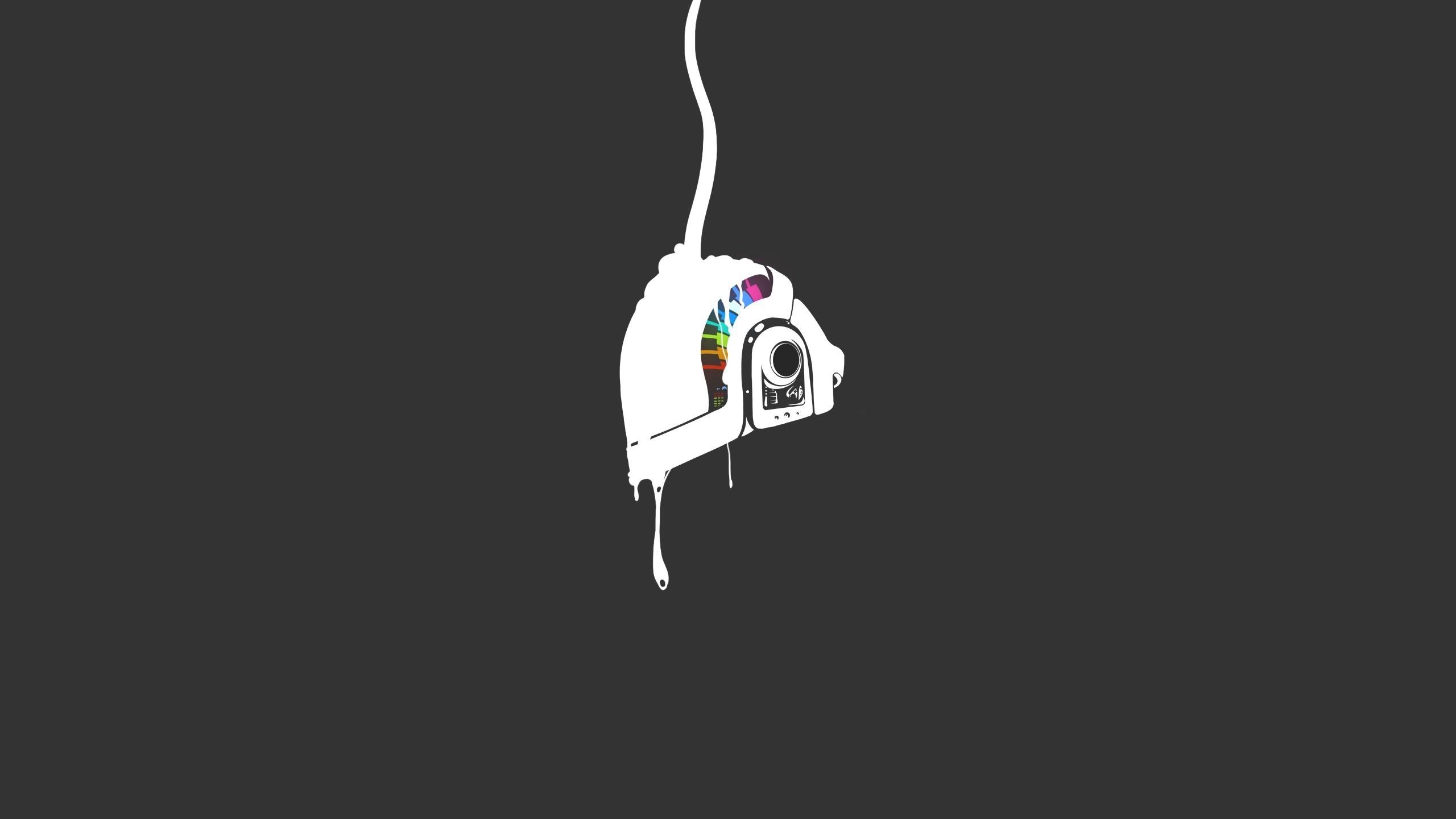 Hd wallpaper minimalist - Minimalist Daft Punk Hd Wallpaper Download Hd Wallpapers