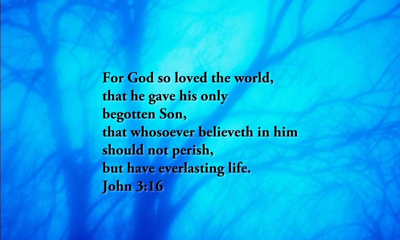 God Loves You Wallpaper John 316   \x3cb\x3egod loves you wallpaper 1280x768