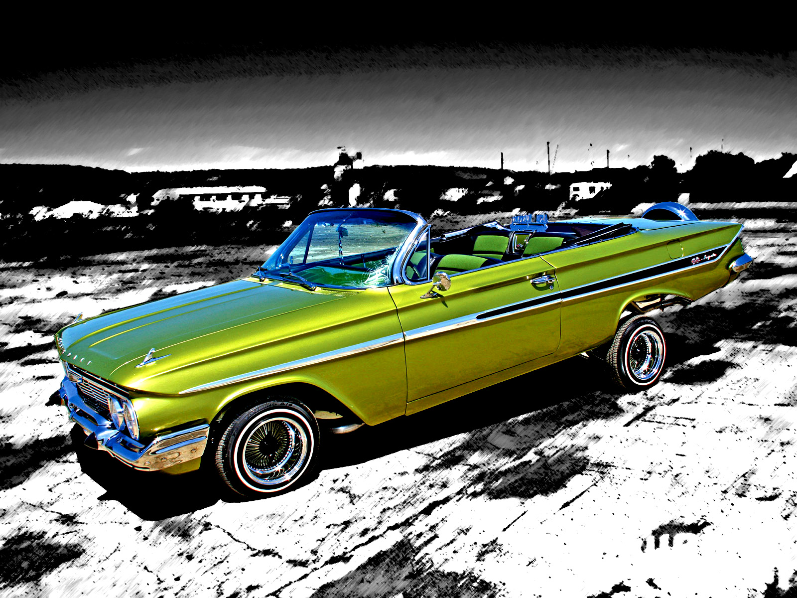 lowrider cars pictures HD Widescreen Wallpaper from the above 1600x1200