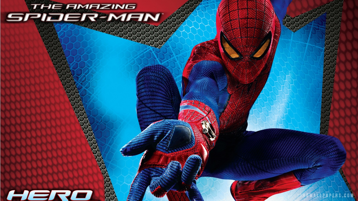 spider man wallpapers hd wallpapers Car Tuning 1366x768