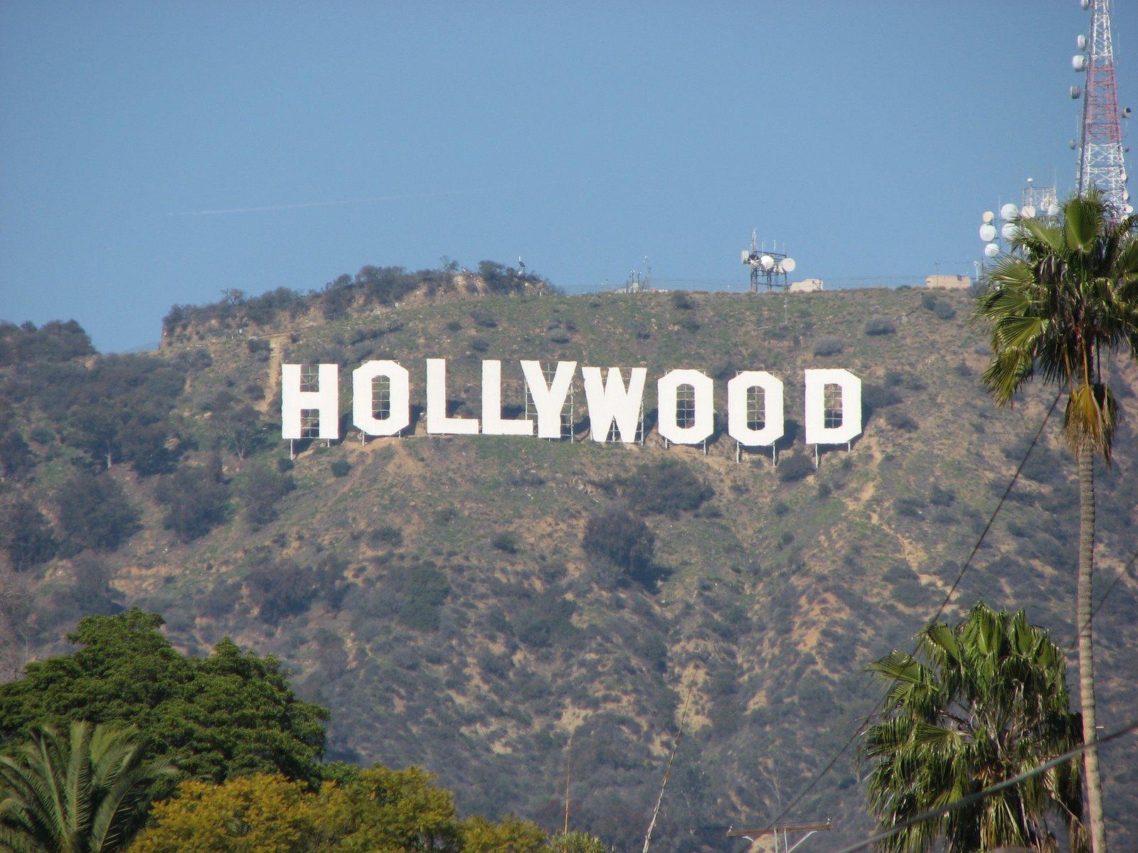 Hollywood sign wallpaper   ForWallpapercom 1600x1200