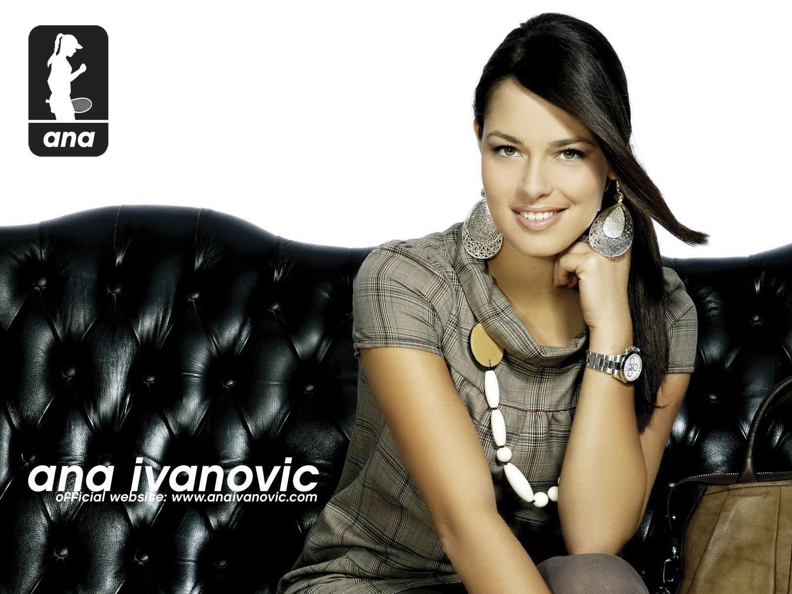 Ana Ivanovic Wallpaper 1600x1200