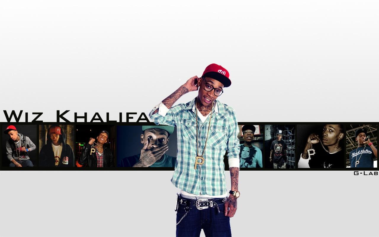 Wiz Khalifa HD 6 Rap Wallpapers 1280x800