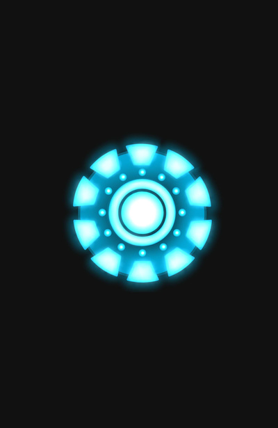 48 iron man arc reactor wallpaper on wallpapersafari - Iron man heart wallpaper ...