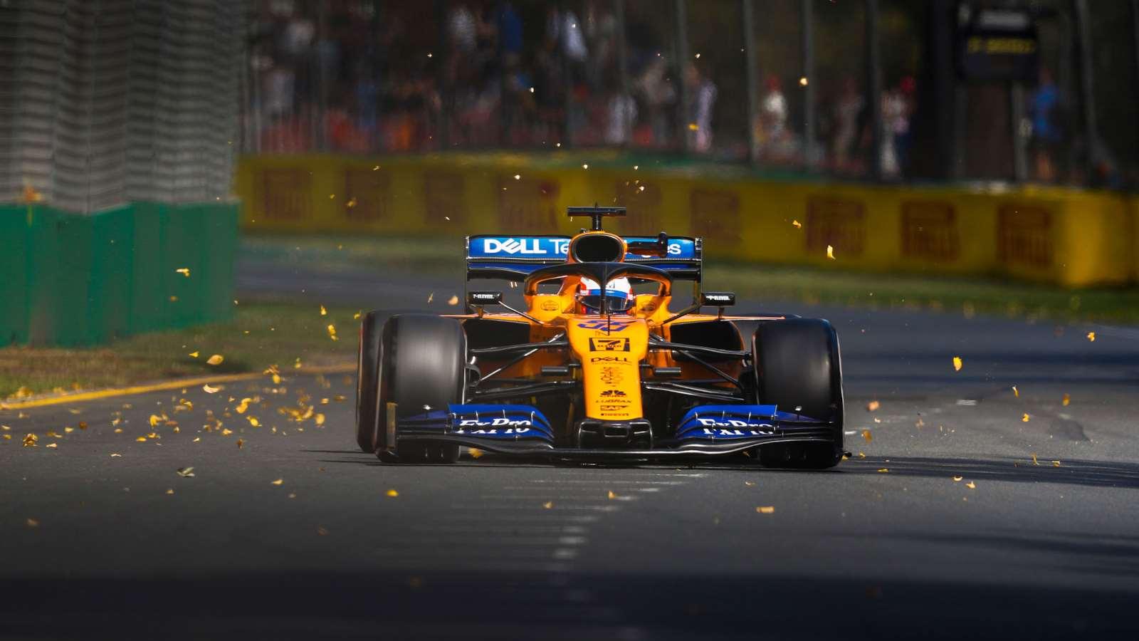McLaren withdraws from the 2020 Formula 1 Australian Grand Prix GRR 1600x900