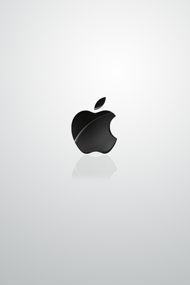 iPhone iBlog Apple Logo iPhone 4 Wallpapers 640x960
