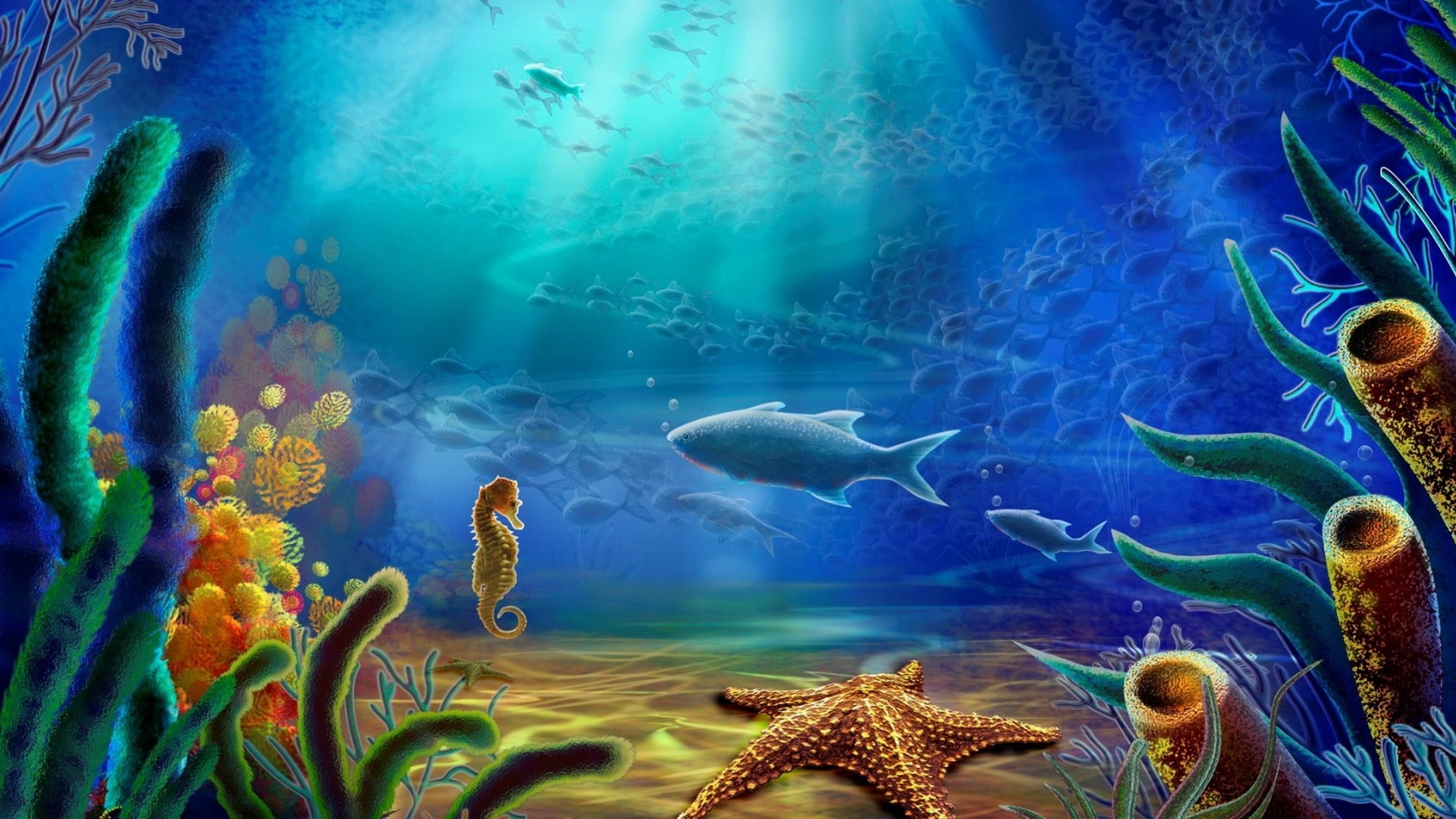 49 ] Free Animated Underwater Wallpaper On WallpaperSafari