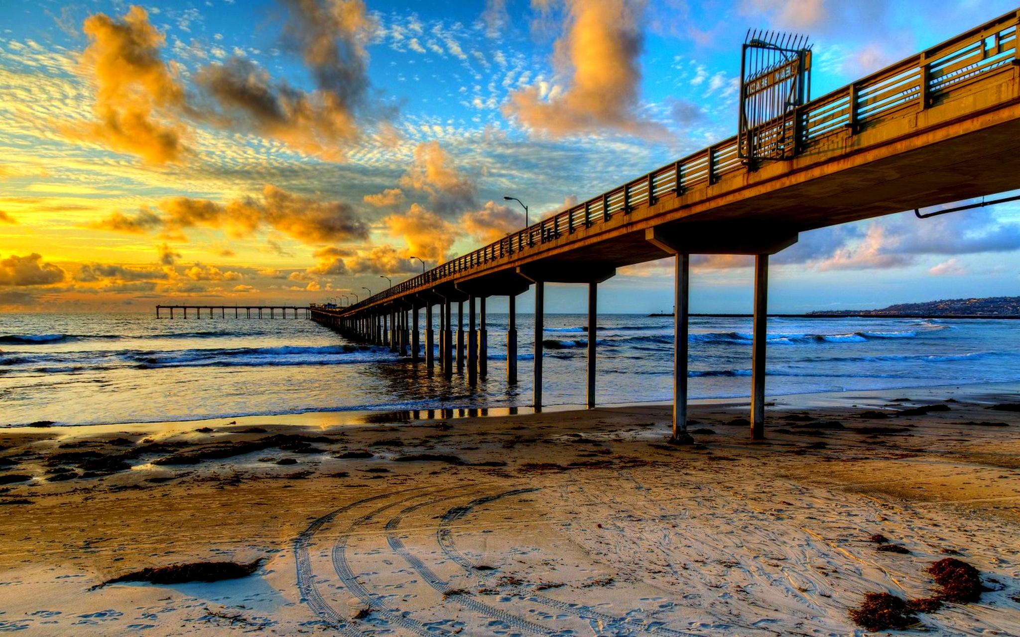 Widescreen HD Bridge Wallpapers Bridge Backgrounds For Download 2048x1280