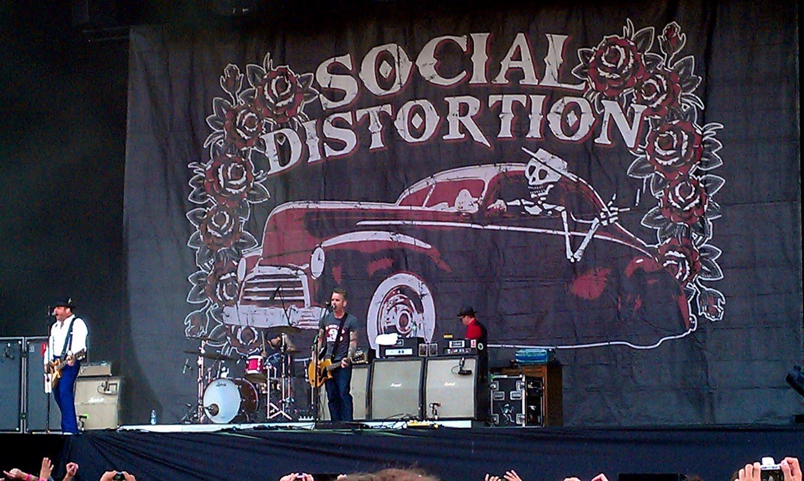Choppertrip Rock in IdRho 2011   Social Distortion e Iggy Pop 1600x957