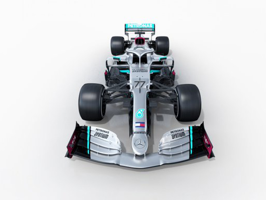 Mercedes release first images of the 2020 W11 PlanetF1 1024x768