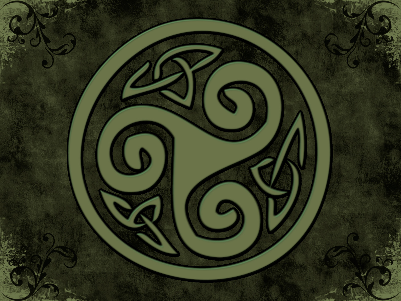 Celtic Knot Wallpapers Desktop  WallpaperSafari