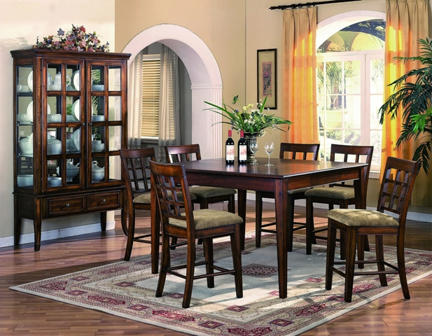 Download Model Home Furniture DINING ROOMS 617x480