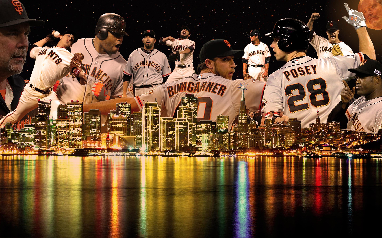 HD San Francisco Giants Backgrounds 2880x1800