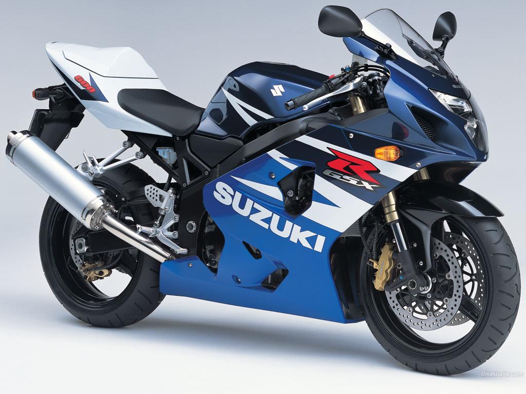 2009 Suzuki Gsx R600 1024x768