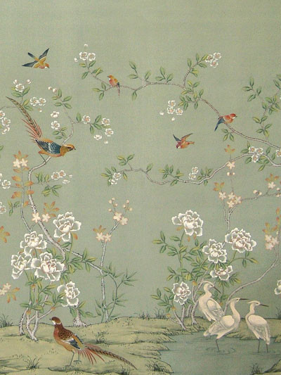 Kew WGC 150 Wallpaper   Asian   Wallpaper   by Paul Montgomery Studio 400x533