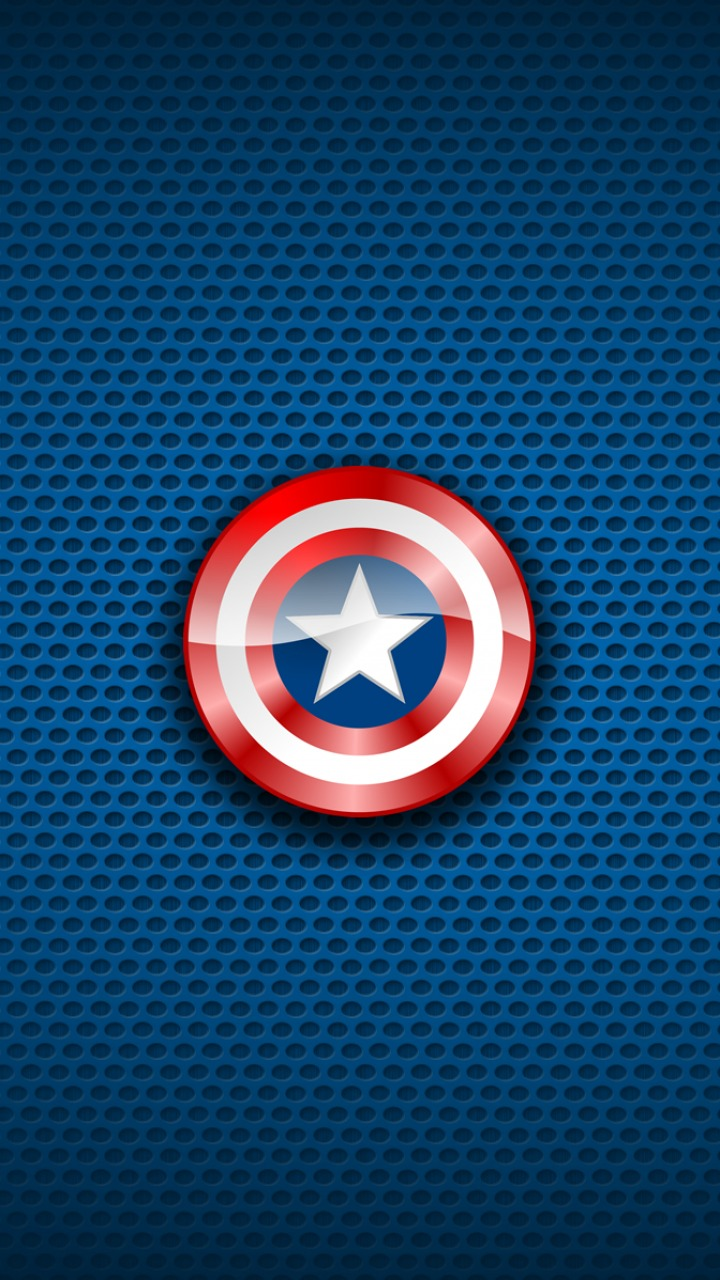 Captain America Phone Wallpaper 720x1280