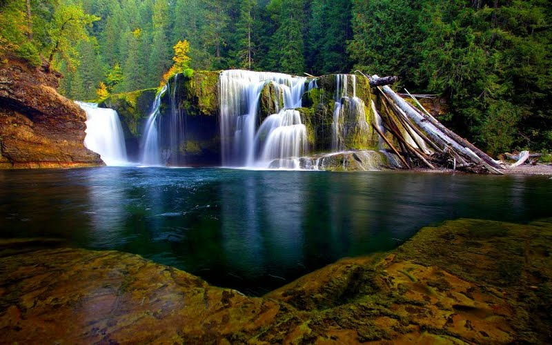 waterfall wallpapers high resolution - photo #43