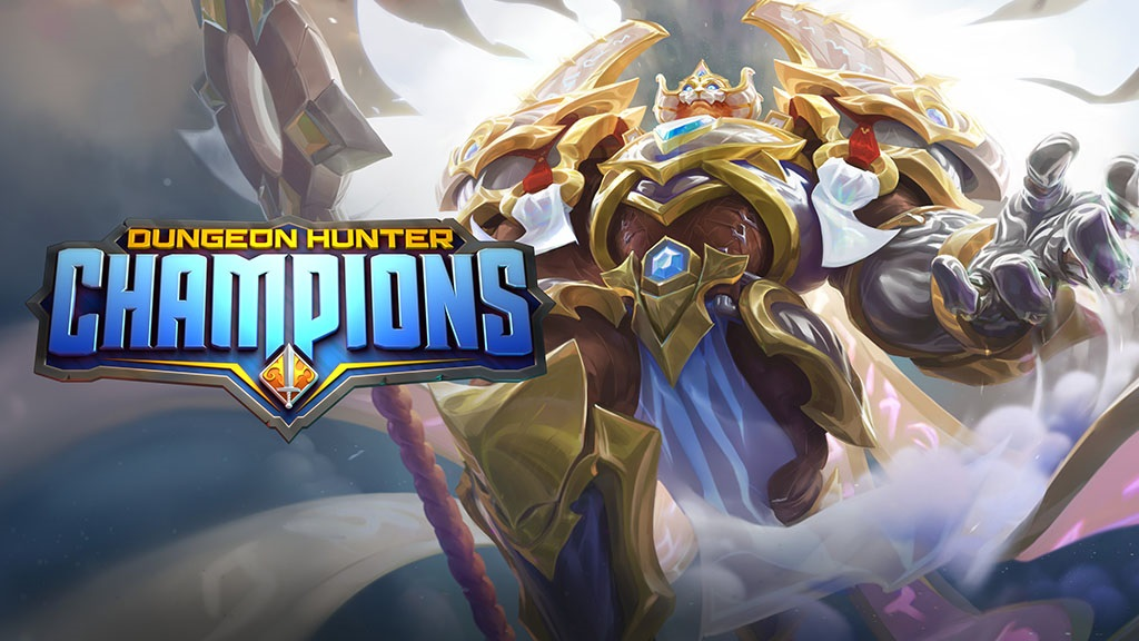 Dungeon Hunter Champions brings you epic action   Gameloft Central 1024x576