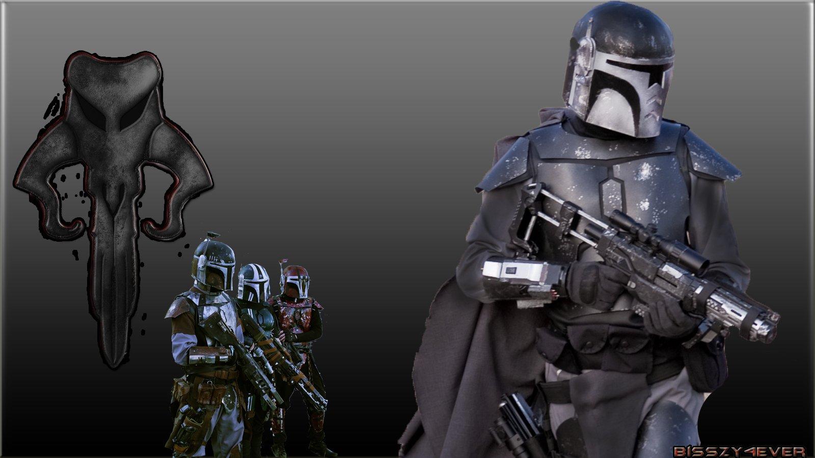 Madalorian Wallpaper image   501st Legion Vaders Fist   Mod DB 1600x900