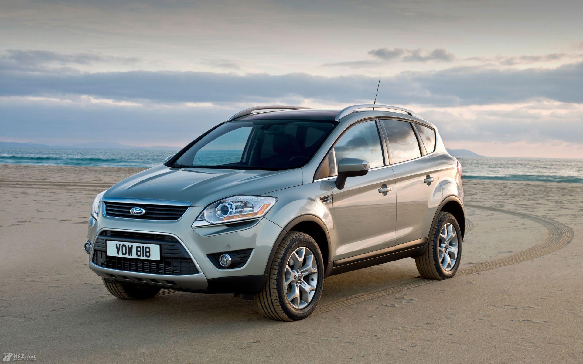 Ford 4X4 Kuga wallpaper   167232 1920x1200