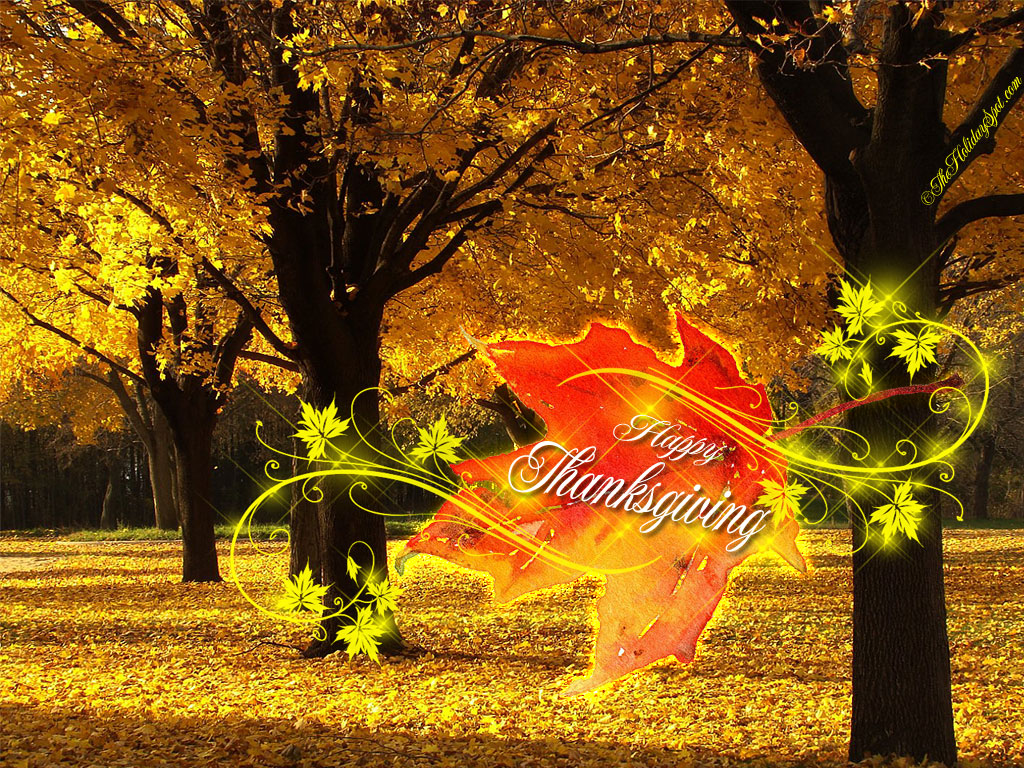 Free Animated Desktop Wallpaper: Free Animated Thanksgiving Desktop Wallpaper