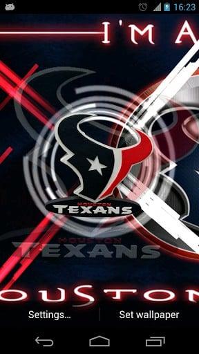 Houston Texans Live Wallpaper Screenshot 1 288x512