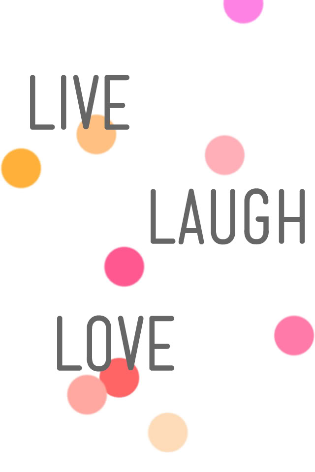 Live Laugh Love Twitter Backgrounds www.imgkid.com - The ...