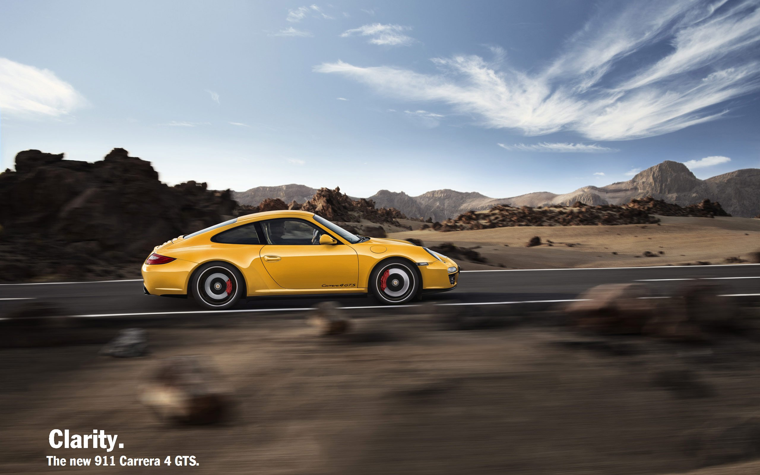 Porsche 911 Carrera GTS Pictures Car HD Wallpapers 2560x1600