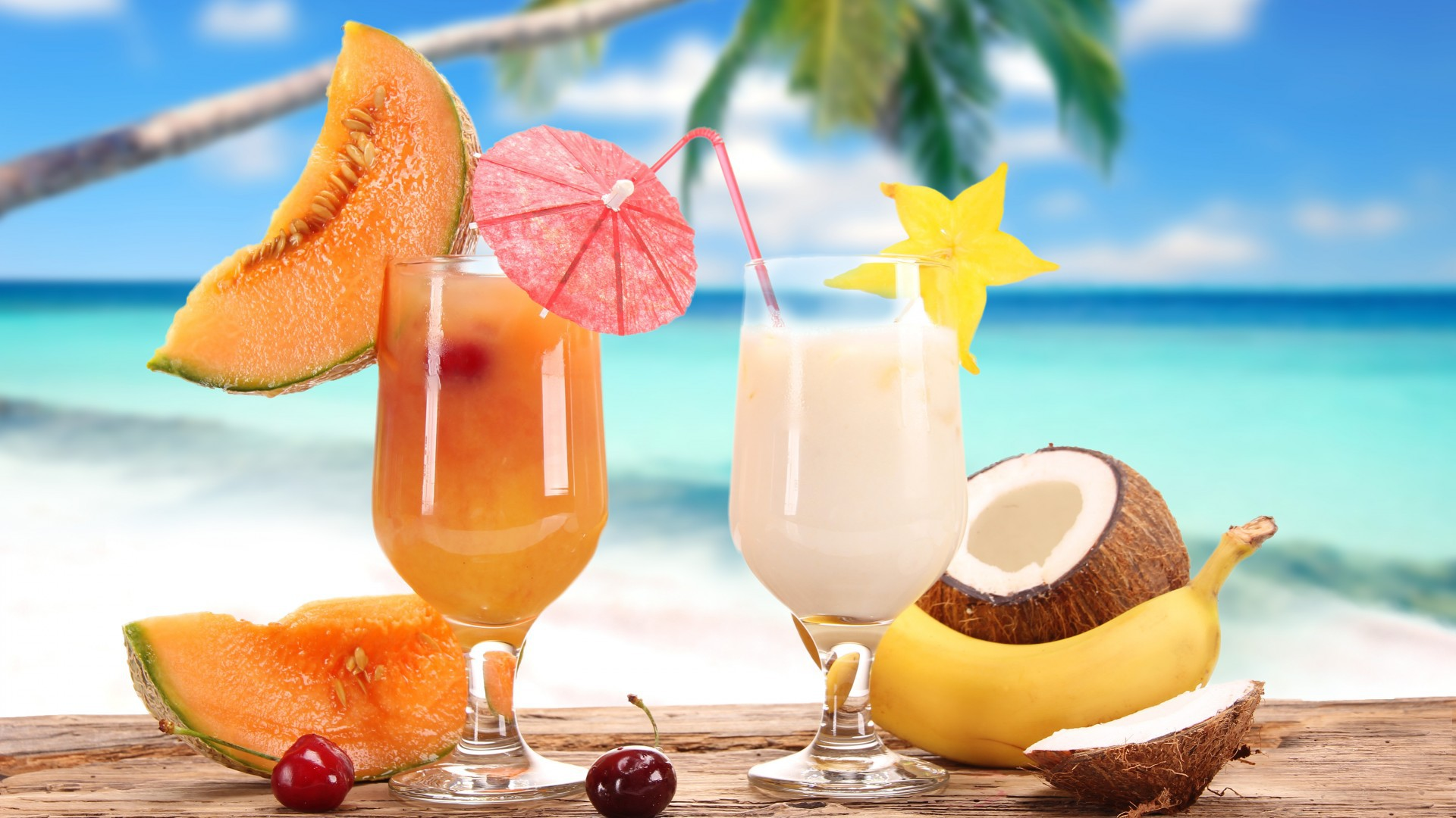 Image result for tropical food and drinks