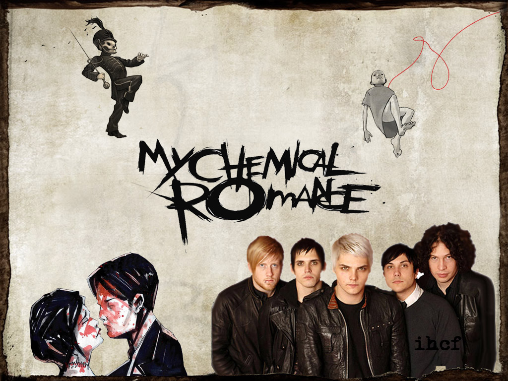 MY CHEMICAL ROMANCE wallpaper ALL ABOUT MUSIC 1024x768