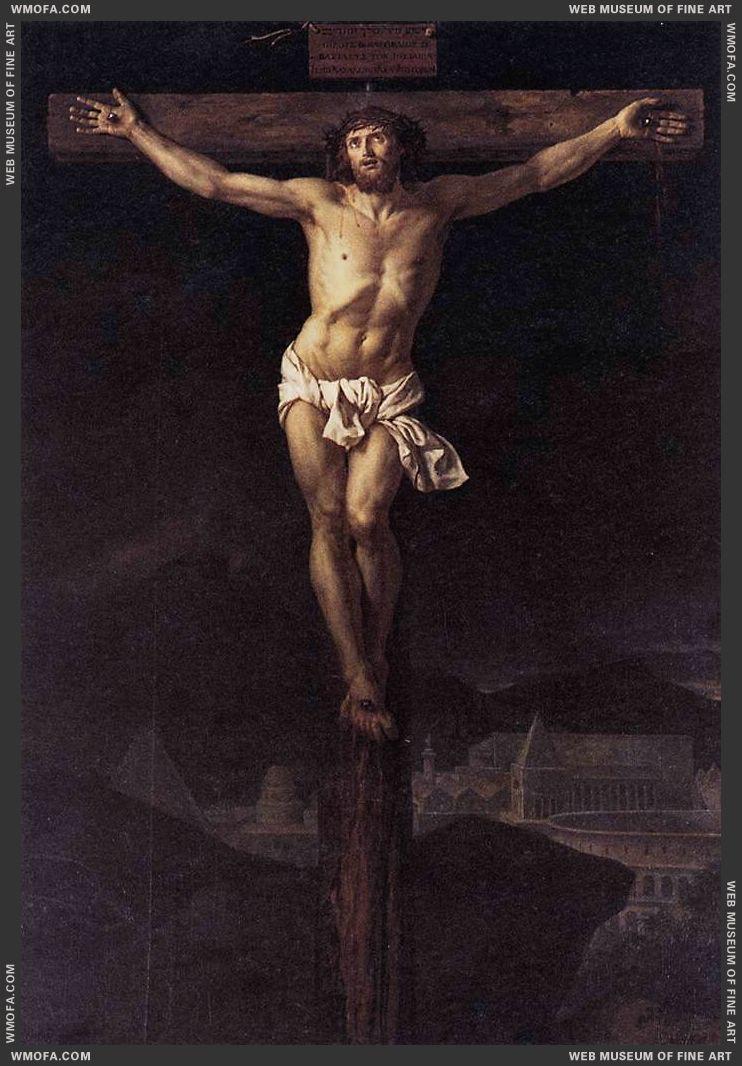 Jesus Christ Wallpaper set 08 On The Cross 742x1066