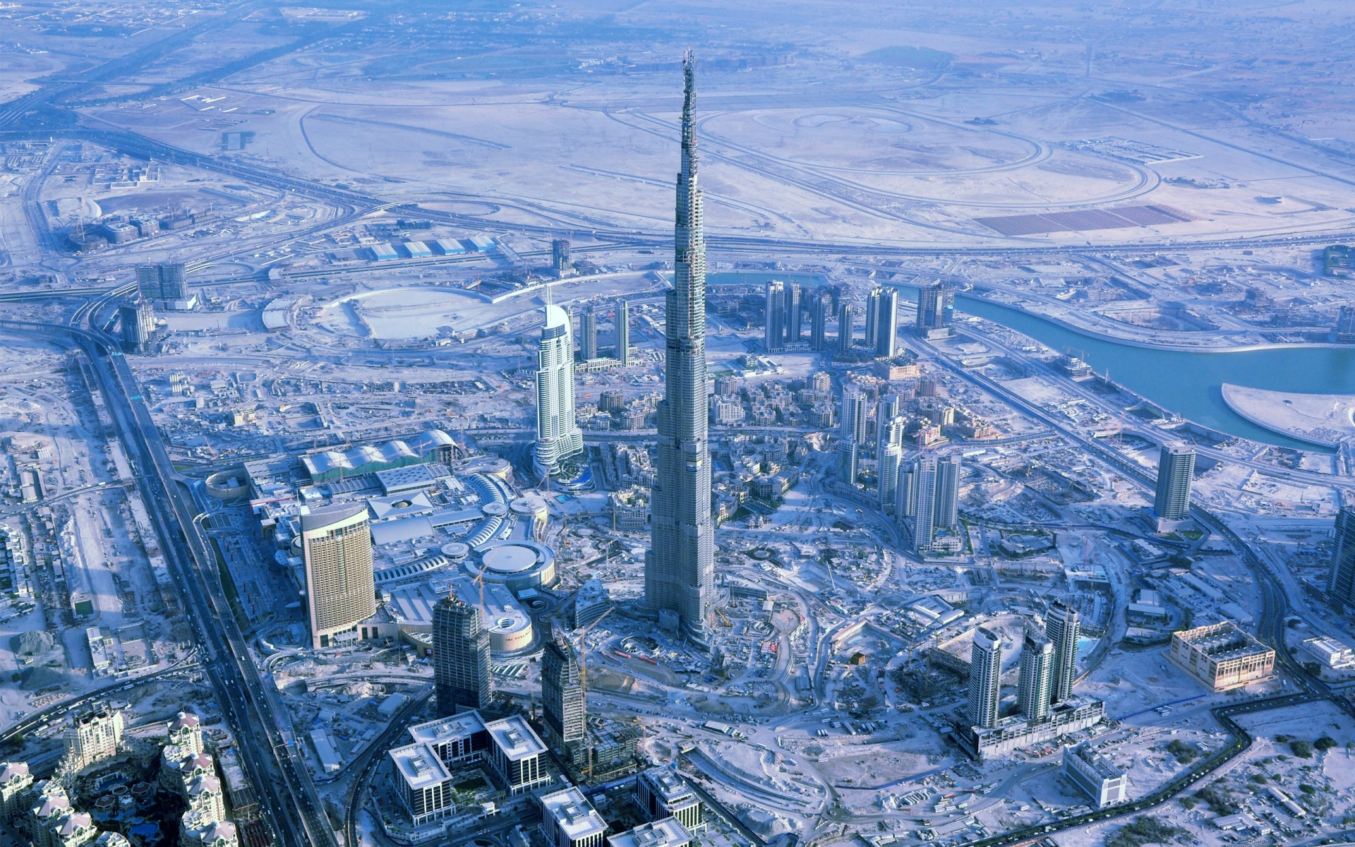Burj Khalifa Full HD Desktop Wallpapers 1080p 1920x1200