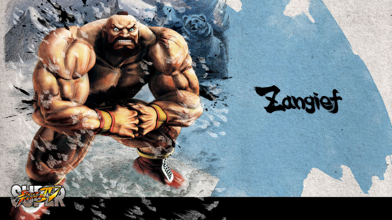 Super Street Fighter Wallpaper - WallpaperSafari